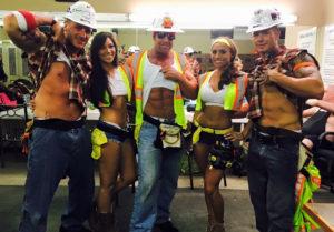 Erotica Ball Denver Strippers at Diamond Cabaret